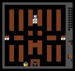 Screenshot #2 Танчики Battle City