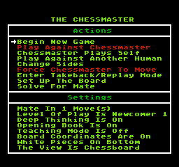 Screenshot #2 Chessmaster