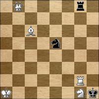 Schach-Aufgabe №125812