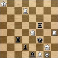 Schach-Aufgabe №125945