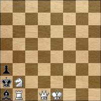Schach-Aufgabe №126344
