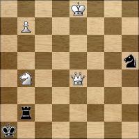 Schach-Aufgabe №126374