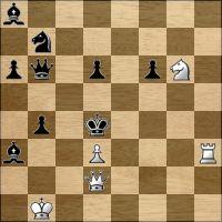Schach-Aufgabe №126747