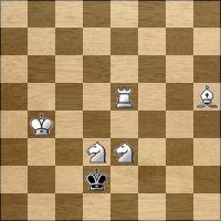 Schach-Aufgabe №152171