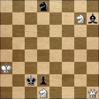 Schach-Aufgabe №152603