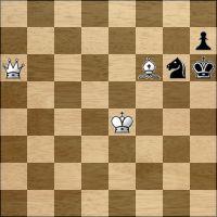 Schach-Aufgabe №157043