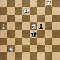 Schach-Aufgabe №168042