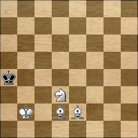 Schach-Aufgabe №171212