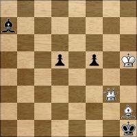 Schach-Aufgabe №176987