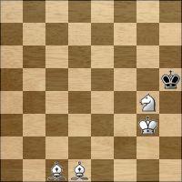 Schach-Aufgabe №177784