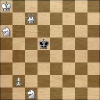 Schach-Aufgabe №179741