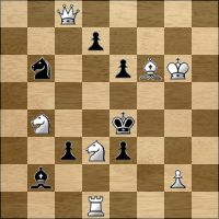 Schach-Aufgabe №184849