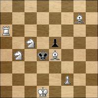 Schach-Aufgabe №187175