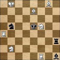Schach-Aufgabe №286598