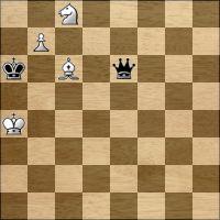 Schach-Aufgabe №290963