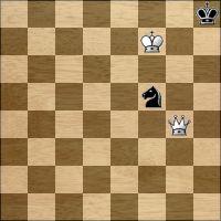 Schach-Aufgabe №296034