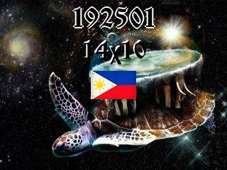 Filipino Puzzle №192501