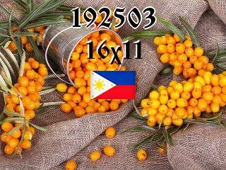 Filipino Puzzle №192503