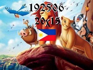 Filipino Puzzle №192506