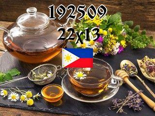 Filipino Puzzle №192509