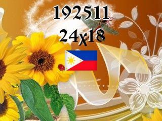 Filipino Puzzle №192511