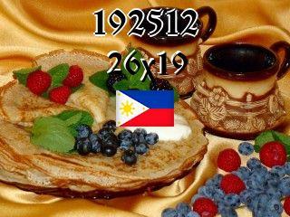 Filipino Puzzle №192512