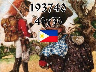 Filipino Puzzle №193740