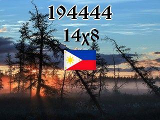 Filipino Puzzle №194444