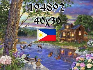 Filipino Puzzle №194892