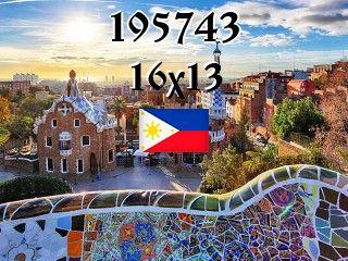 Filipino Puzzle №195743