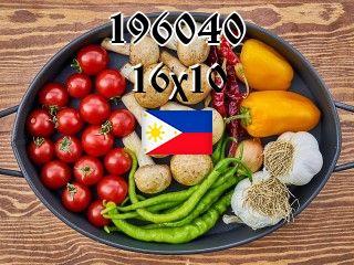 Filipino Puzzle №196040