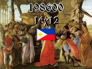 Filipino Puzzle №198600
