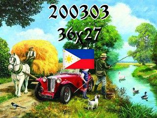 Filipino Puzzle №200303