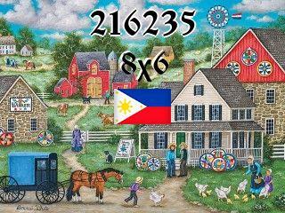 Filipino Puzzle №216235