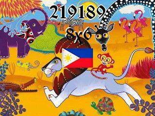 Filipino Puzzle №219189