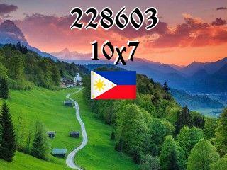 Filipino Puzzle №228603