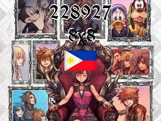 Filipino Puzzle №228927