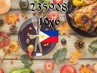 Filipino Puzzle №235908