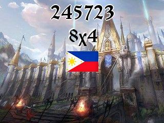 Filipino Puzzle №245723