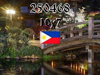 Filipino Puzzle №250468