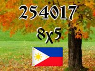 Filipino Puzzle №254017