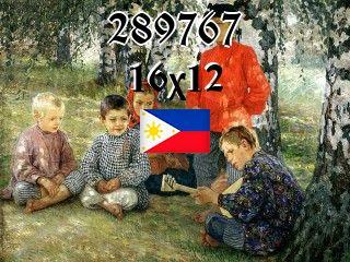 Filipino Puzzle №289767