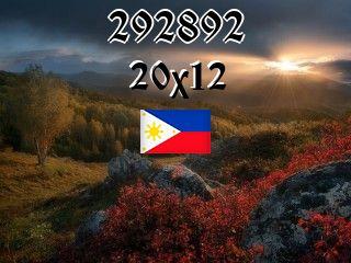 Filipino Puzzle №292892
