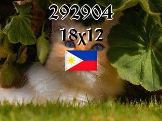 Filipino Puzzle №292904