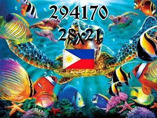 Filipino Puzzle №294170