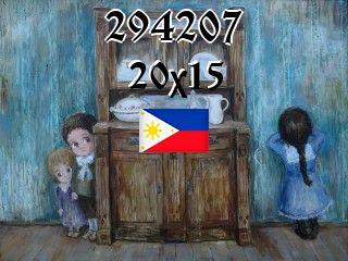 Filipino Puzzle №294207
