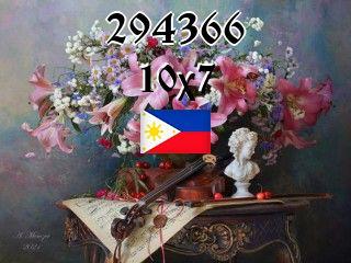 Filipino Puzzle №294366