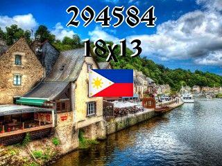 Filipino Puzzle №294584
