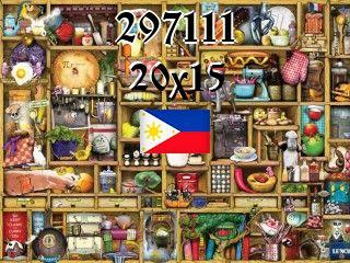 Filipino Puzzle №297111
