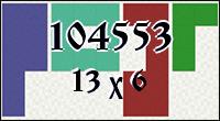 Полимино №104553